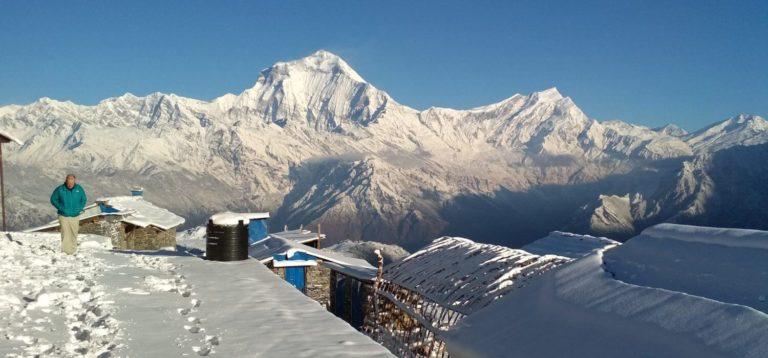 Khopra Ridge Trek in Nepal