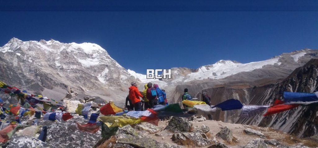 Langtang Glacier