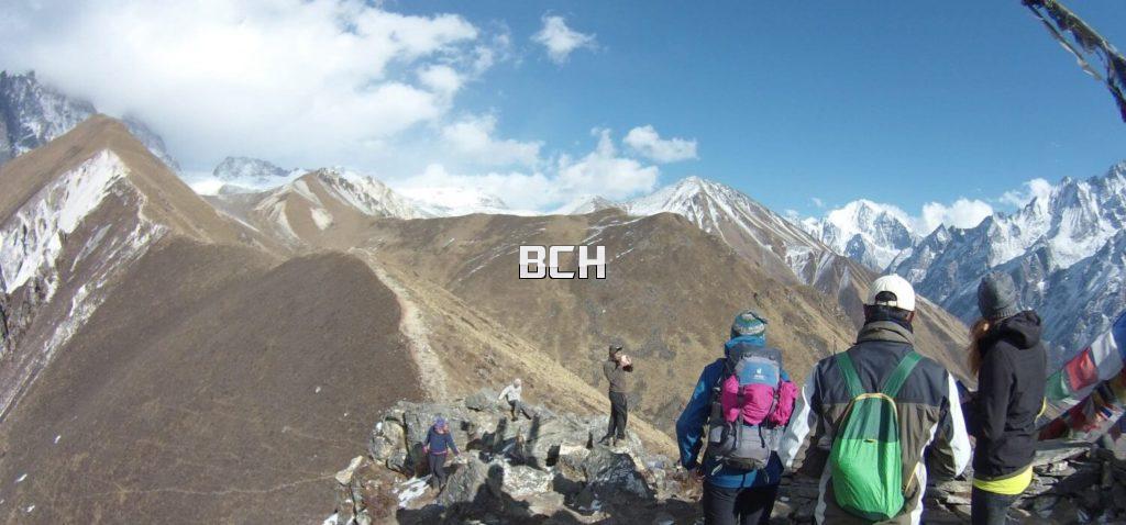 Kyanjin view point