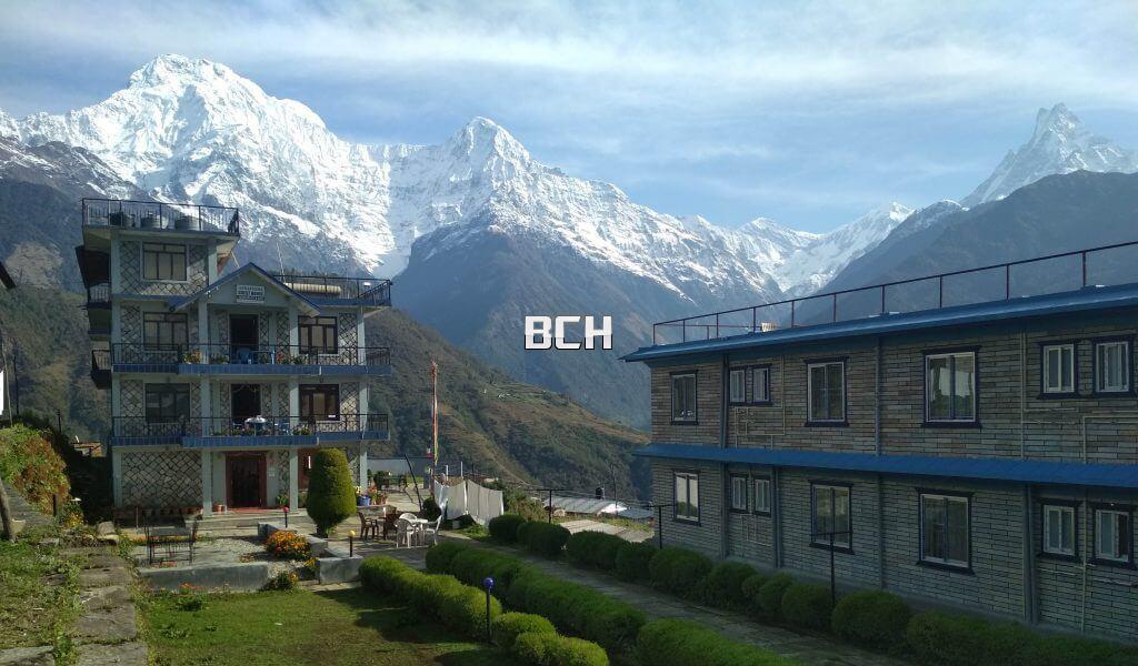 Ghandruk Village Annapurna