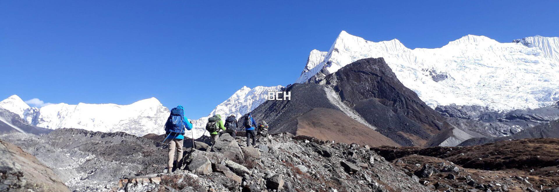 Booking Everest Base Camp Trek in Kathmandu,Nepal