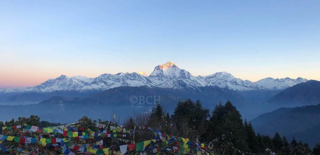 Trek to Poon Hill