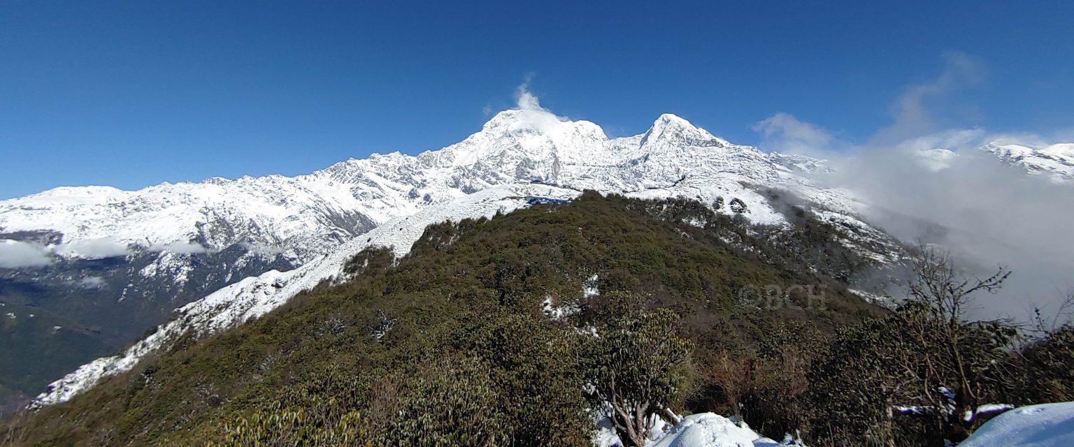 Annapurna Region Trekking
