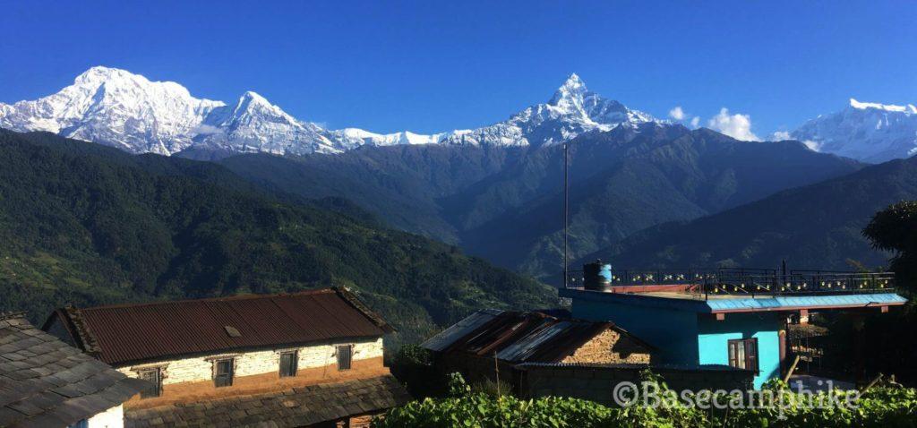 Dhampus Annapurna