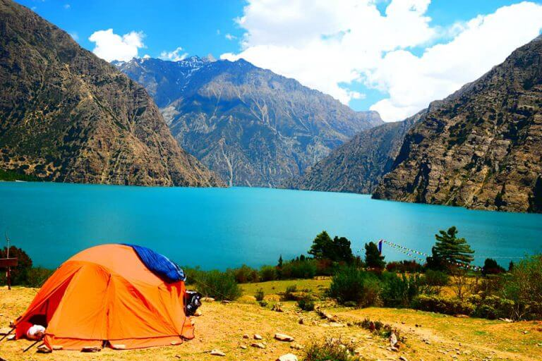 Shey Pokhsundo Lake