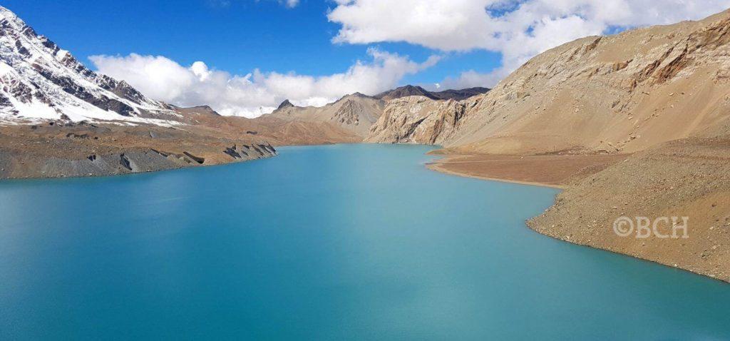 Amzing Tilicho Lake