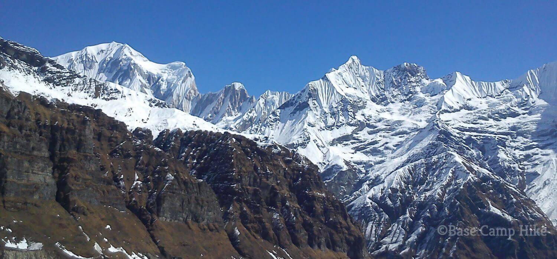 Annapurna Santurary Trek