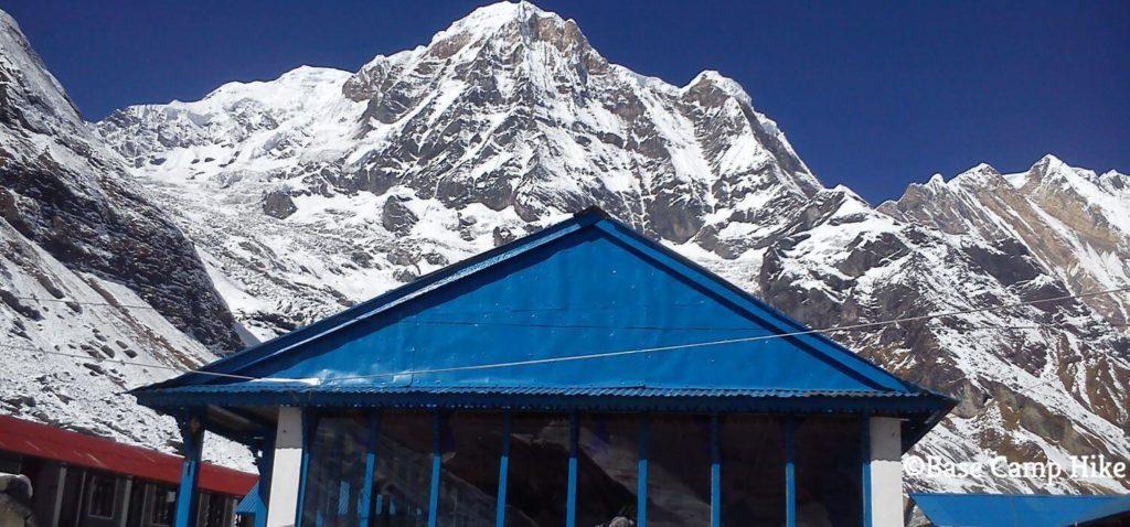 Annapurna Santurary Area