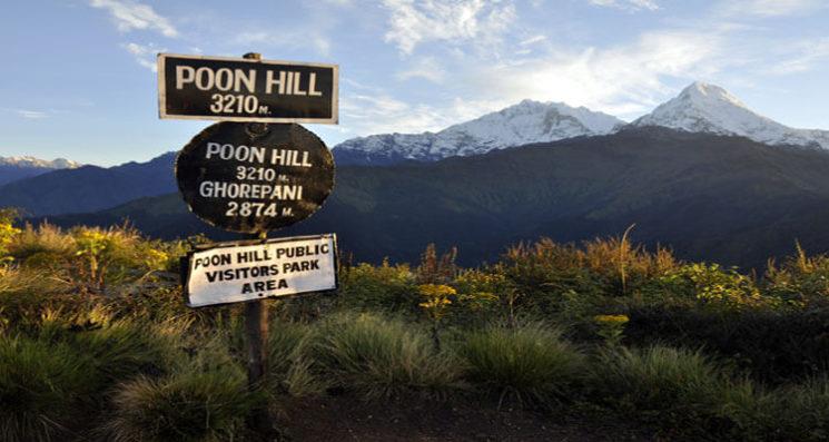 Best Himalayan Treks Ghorepani for beginners