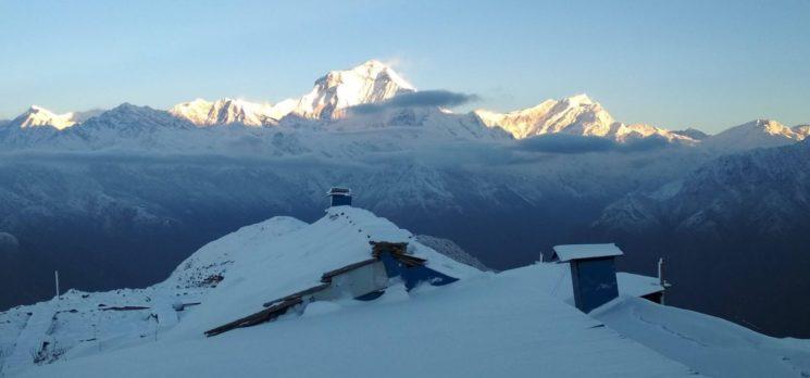 Khopra Ridge for beginners