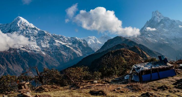 Mardi Trek in Nepal