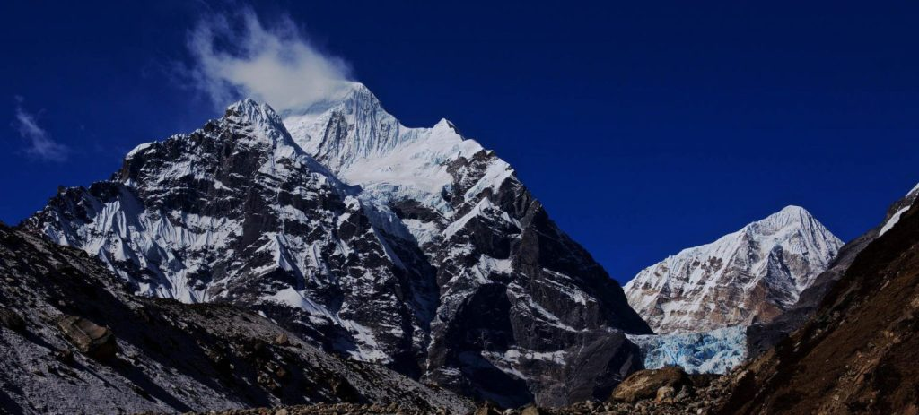 Makalu Base Camp View