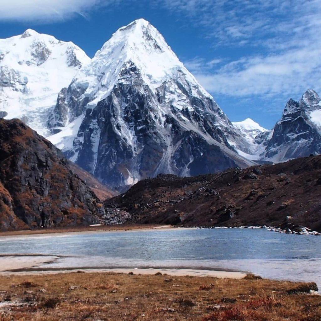 Mount Kabru, Kanchenjunga