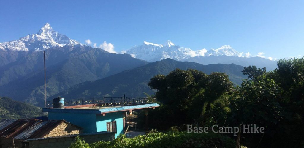 Best time of the year to trek in Nepal