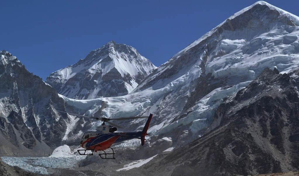 Everest Base Camp Helicopter