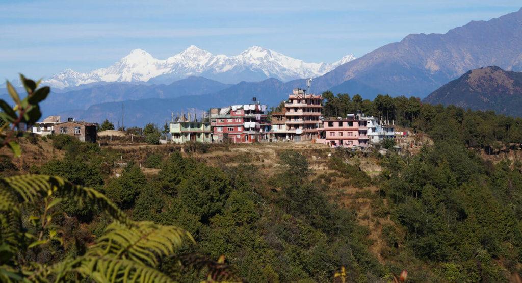 Chisapani Nagarkot Trek