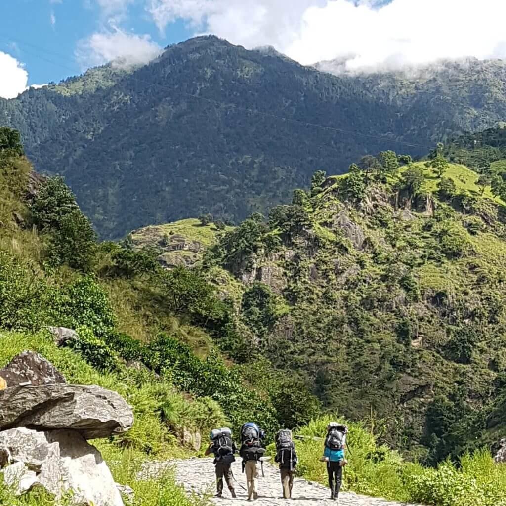 Trekking Porters