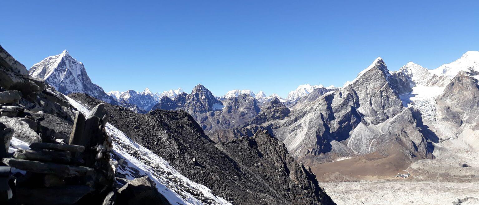 Gokyo Renjo La Pass