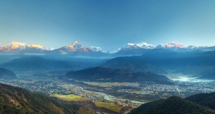 Short Treks Near Pokhara