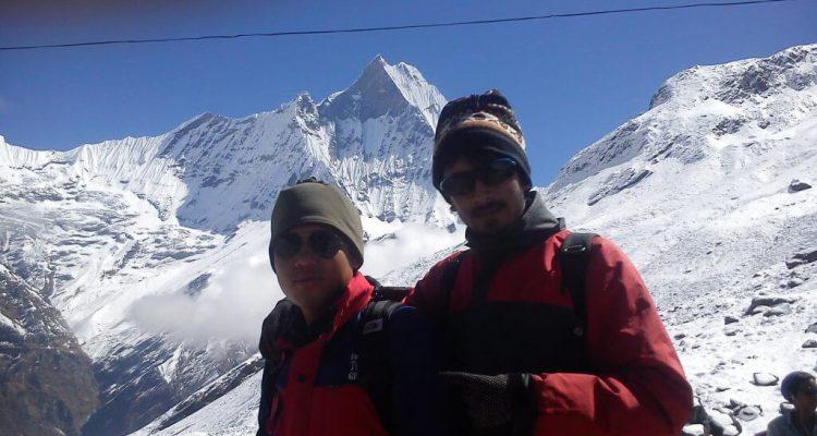 Annapurna Base Camp Trek Difficulty