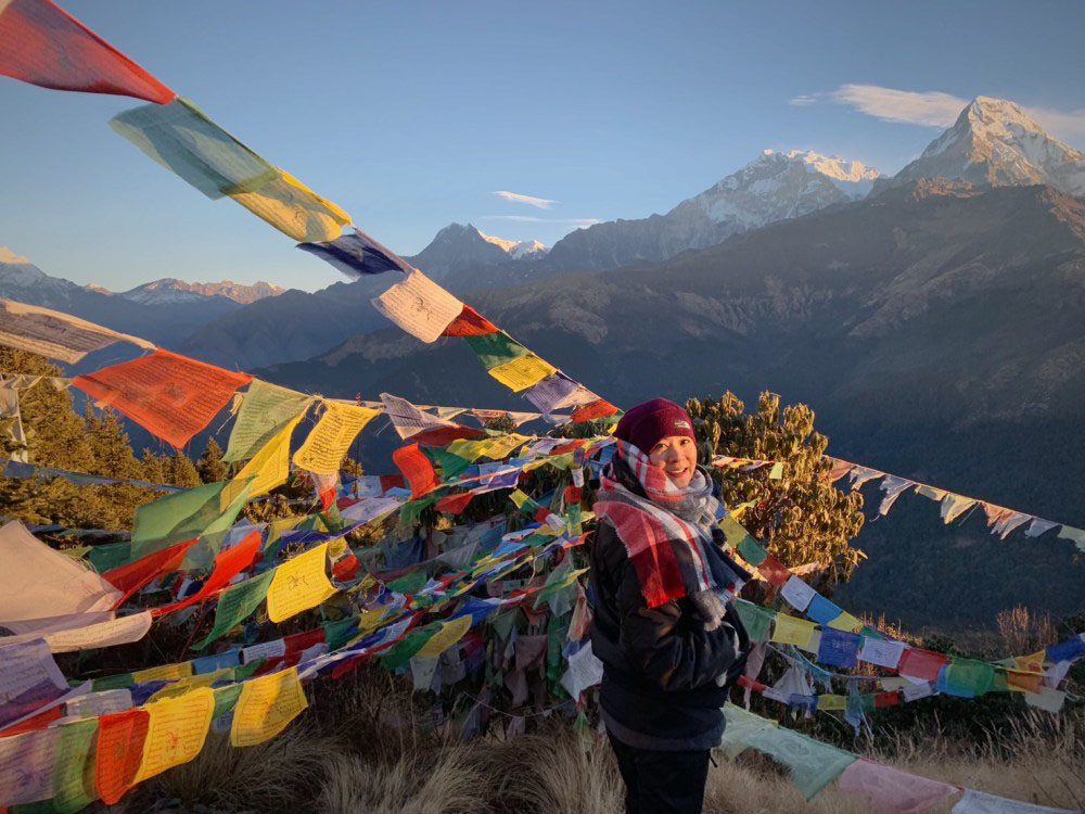 Nepal safe for female travellers