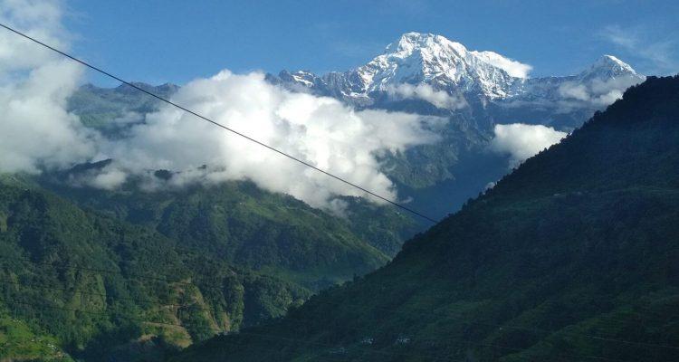 best mosoon treks in Nepal