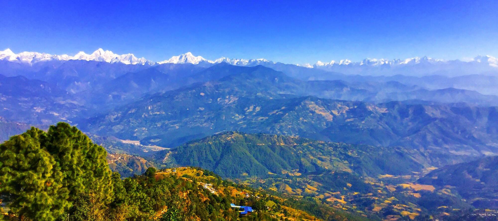 Nagarkot Changunarayan Hiking