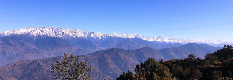 Kakani Suryachaur Hike