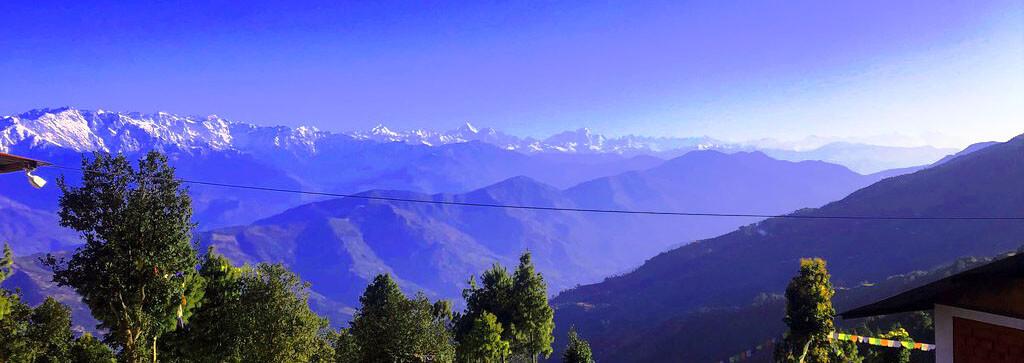 Kakani Nagarkot Hiking