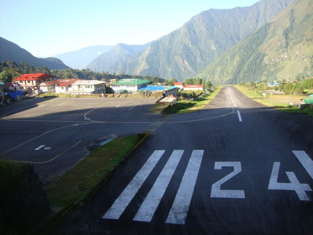 Lukla, on the way to Everest Panorama Trek