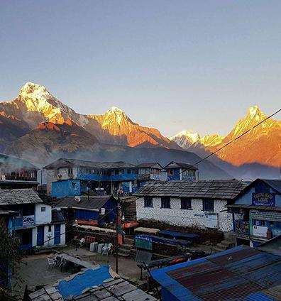 Khopra Ridge Trek Nepal